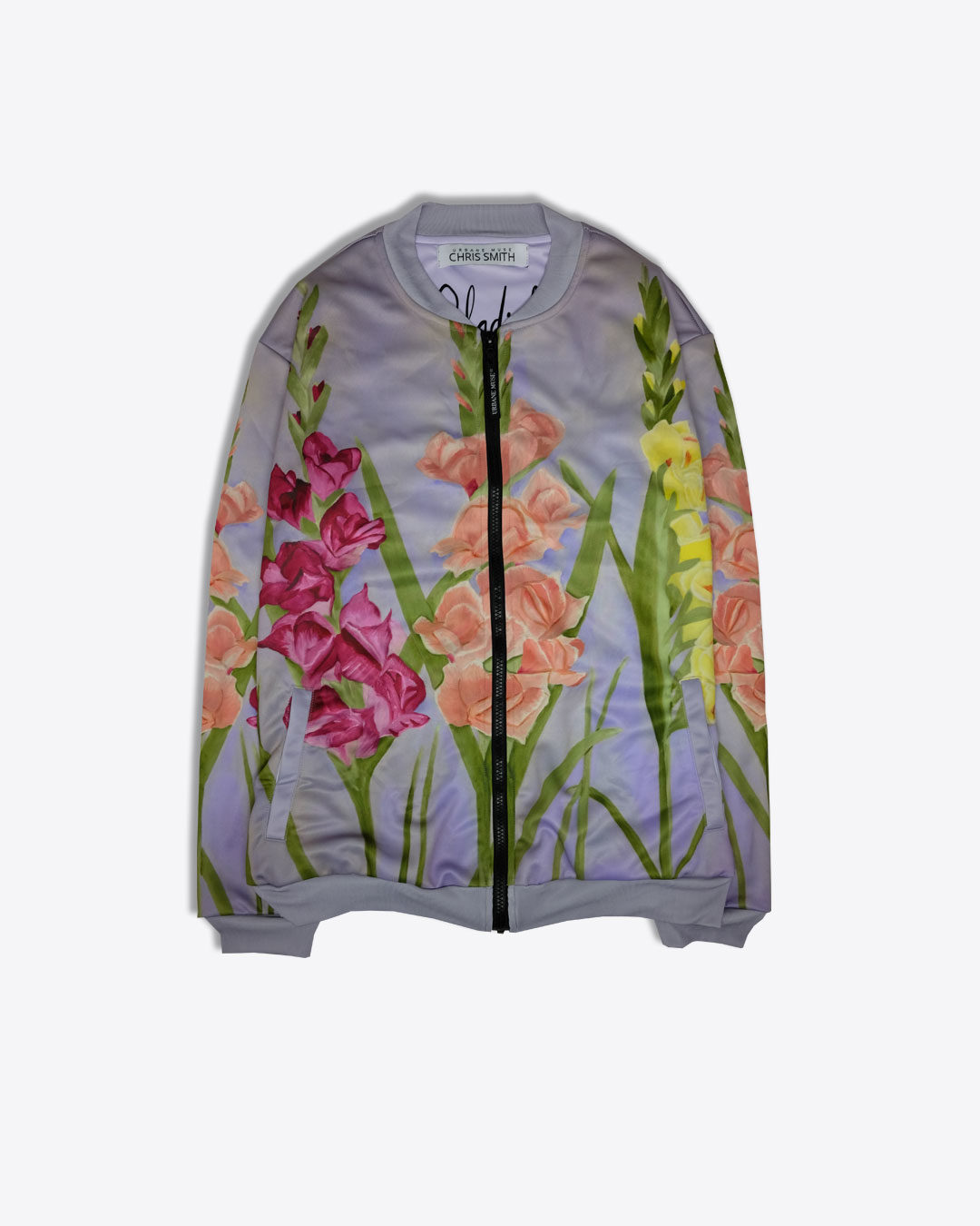 GLADIOLUS-photo1-URBANE-MUSE-CHRIS-SMITH-BOMBER-JACKET-with-Lining