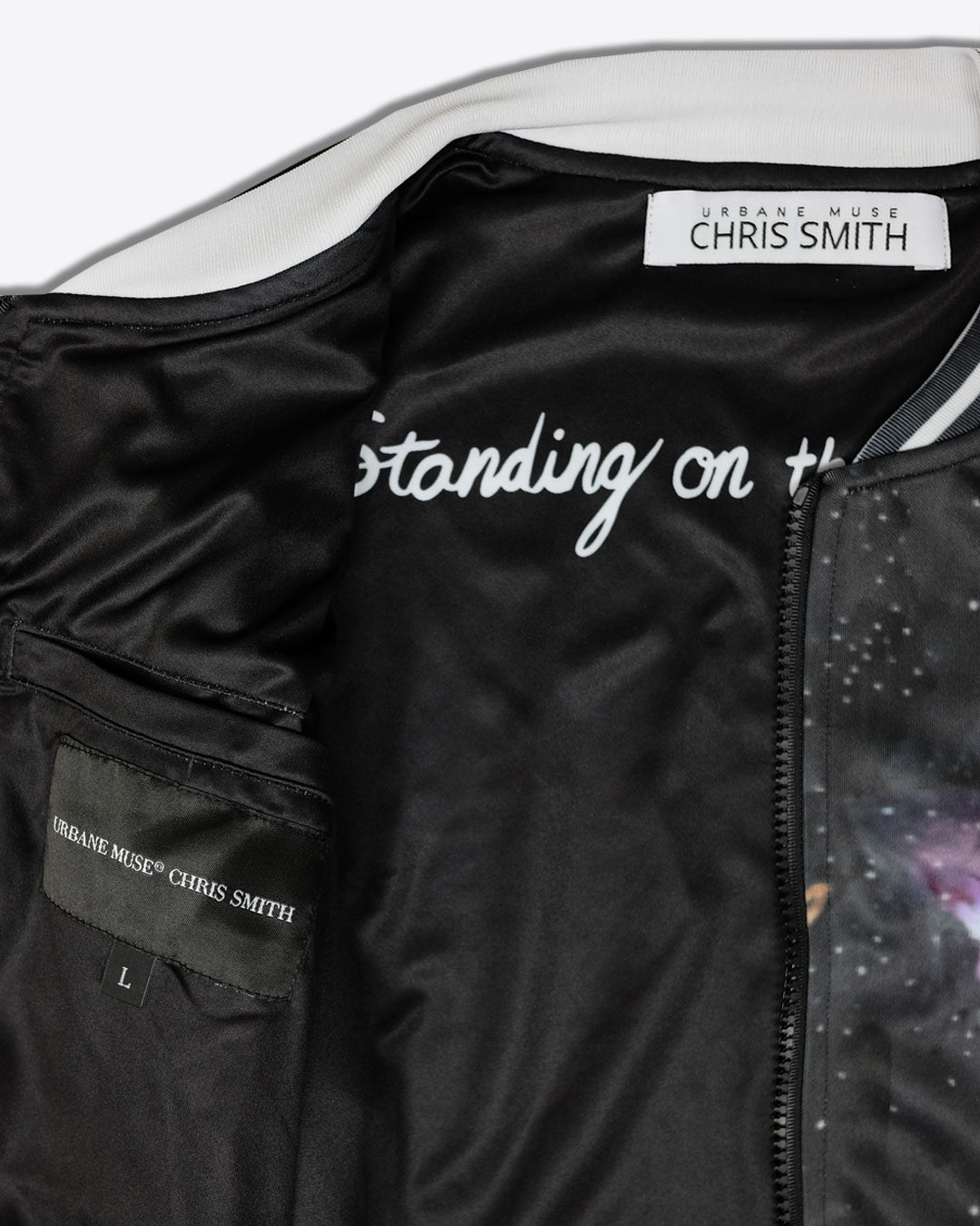 STANDING-ON-THE-PROMISE-photo4-URBANE-MUSE-CHRIS-SMITH-BOMBER-JACKET-with-Lining